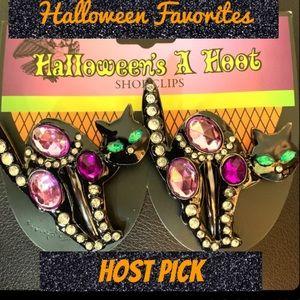 ‼️💰⬇️‼️New Halloween shoe clips!